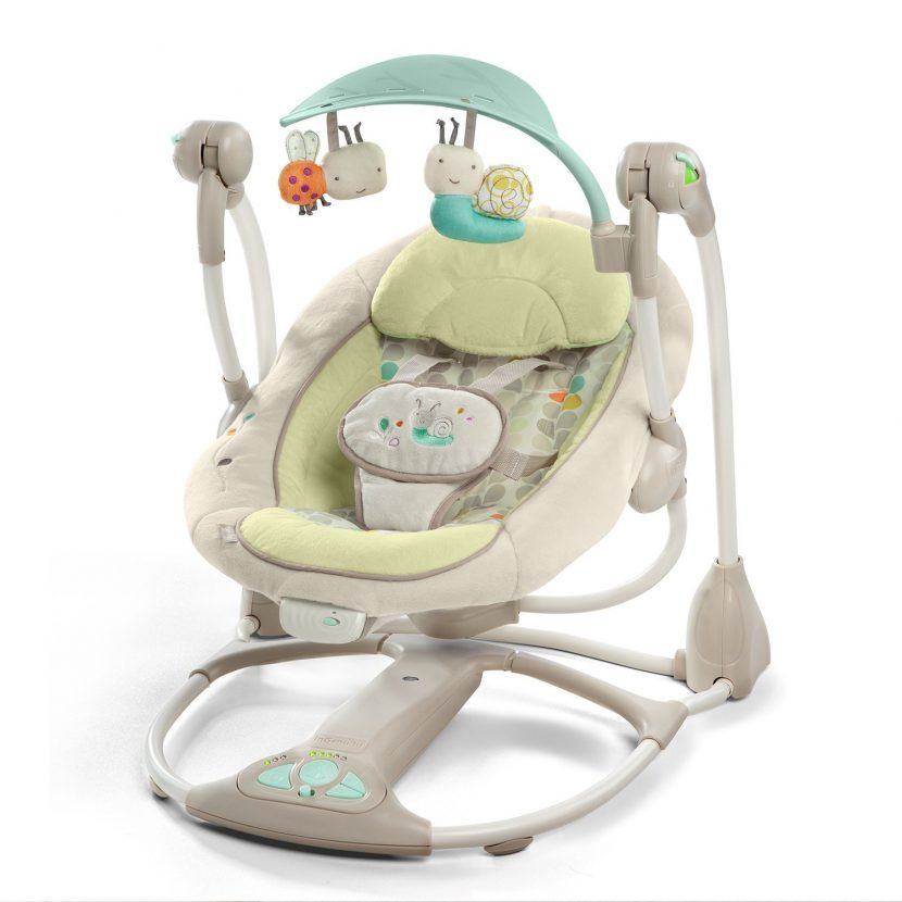 Bright Starts Ingenuity 60198 Babywippe<br />