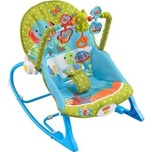 Fisher Price Y5706 Wunderwelt 3in1 Babywippe