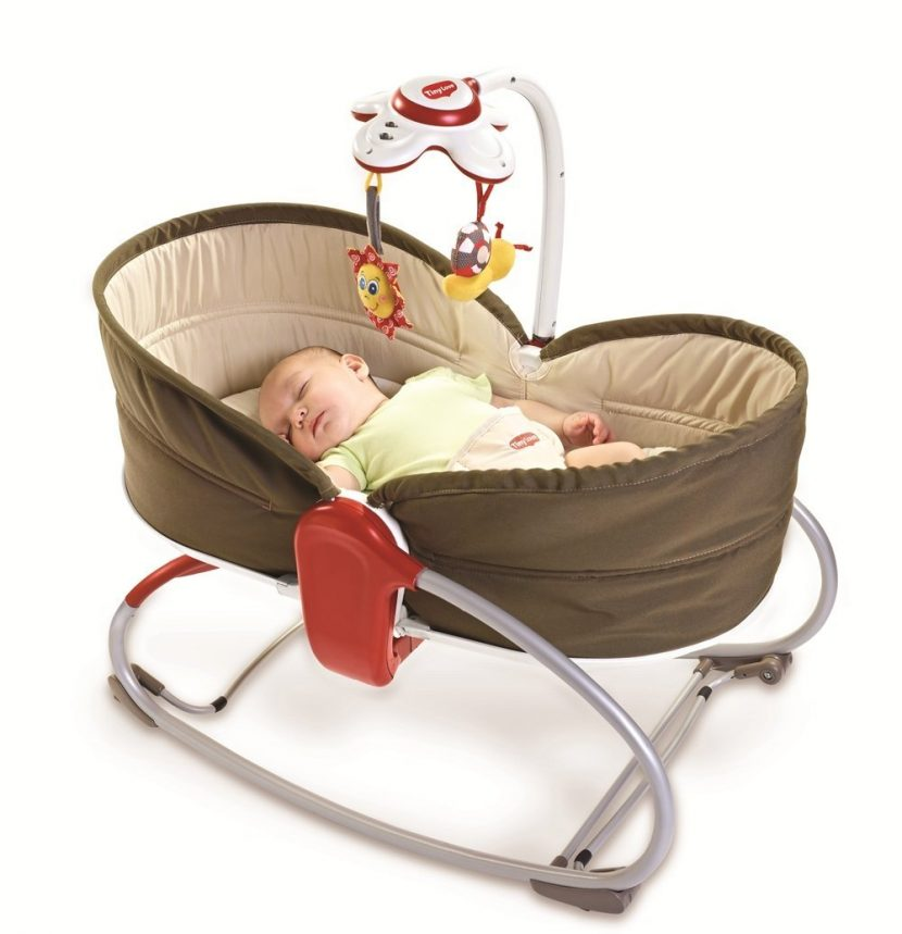 Tiny Love 3 in 1 Rocker Napper Babywippe<br />